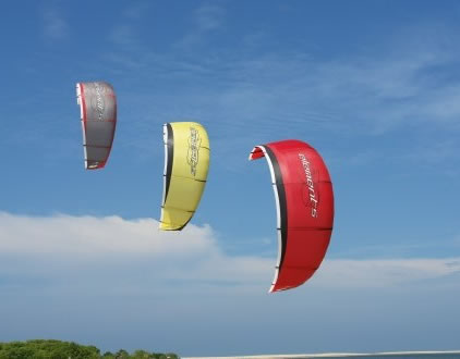 Kite Surfing in Sri Lanka